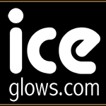 Ice Glows Logo