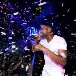 Ice Cannons VIP Celebrities Ginuwine Confetti Shower Chateau Las Vegas