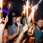 Ice Cannons Nightclubs Bars Restaurants Confetti And Sparklers
