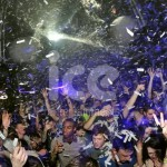 Ice Cannons Nightclubs Bars Restaurants Indoor Confetti Party