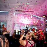 Ice Cannons Nightclubs Bars Restaurants Nightclub Confetti