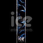 Ice Cannons Product Packaging Blue Confetti Cannon Upright