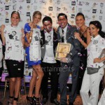 Ice Cannons Events London Bar Club Awards 2011 Confetti Ibiza Angels
