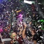 Ice Cannons Nightclubs Bars Restaurants Indoor Confetti Cannons