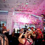 Ice Cannons Nightclubs Bars Restaurants Nightclub Confetti