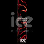 Ice Cannons Product Packaging Red Confetti Cannon Upright