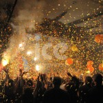 Ice Cannons Weddings Party Celebrations Concert Confetti