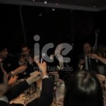 Ice Cannons Weddings Party Celebrations Marriage Reception Table Confetti